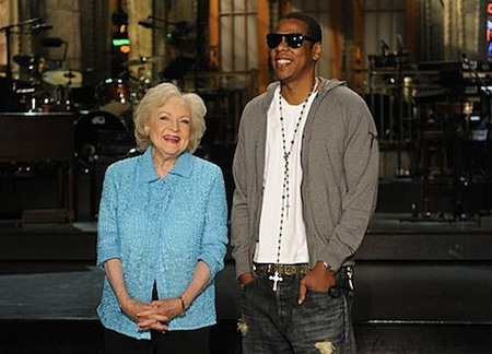Betty White Hosts SNL
