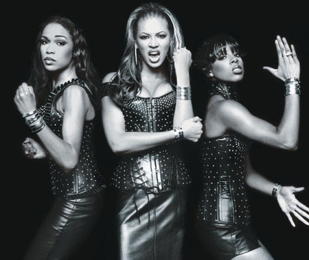 Destiny's Child Churns Out the Albums