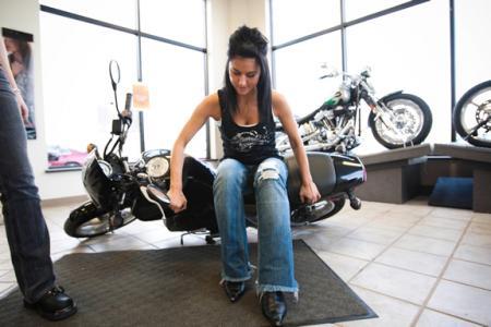 Harley-Davidson Garage Party in Ohio
