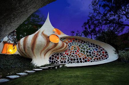 Bio-Architecture by The Nautilus