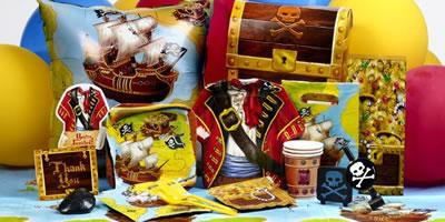 Buried Treasure Party