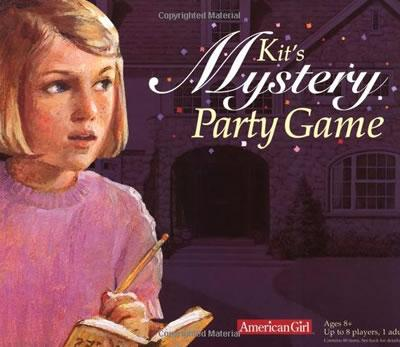 Mystery Party Game for Kids