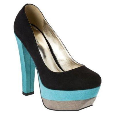 Layered Heels