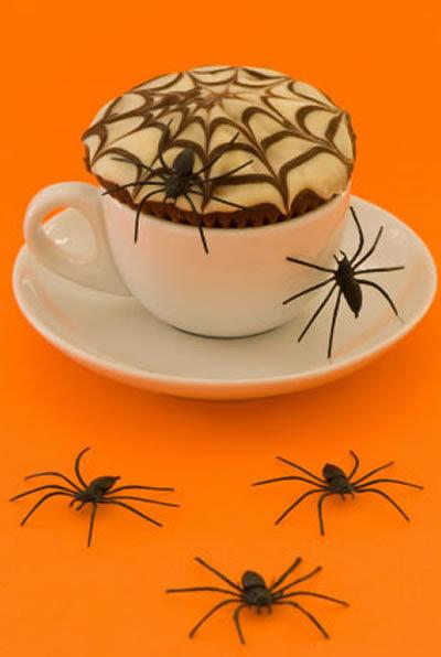 Black Widow Snack Cake