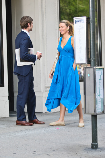 Blake Lively &amp;amp; Chace Crawford