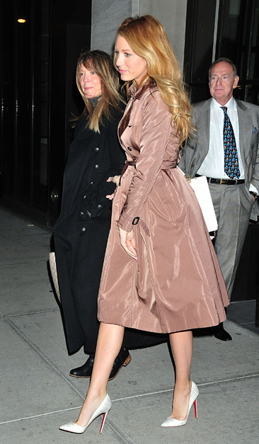 Blake Lively out and about in Manhattan