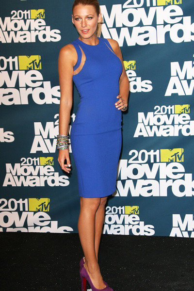 Blake Lively at the 2011 MTV Movie Awards