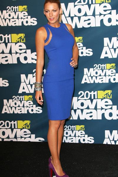 Blake Lively at the 2011 MTV Movie Awards