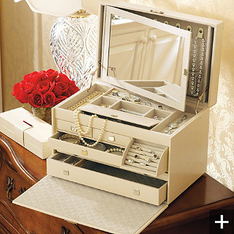 Sutton Place Jewelry Box