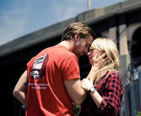 Can we switch places for just a sec, Michelle? Ryan Gosling and Michelle Williams in Blue Valentine