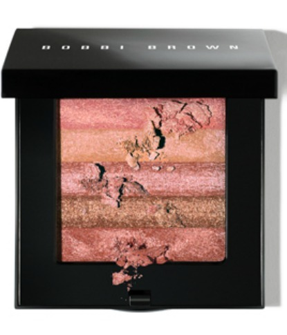 Bobbi Brown Shimmer Brick Compact in Rose Gold