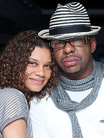 Bobby Brown Proposes on Stage