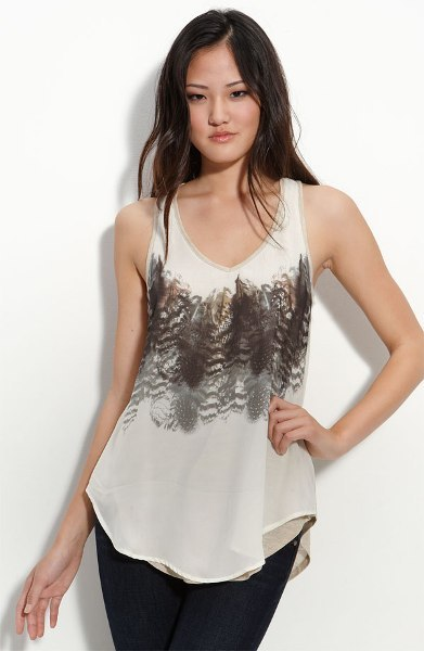 Feather Tank