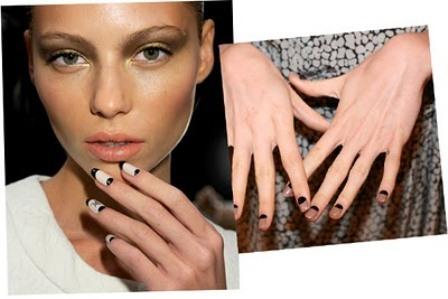 Bold nails