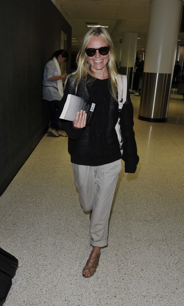 Kate Bosworth in a sweater
