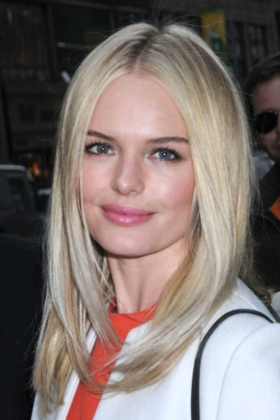 Kate Bosworth's hairstyle