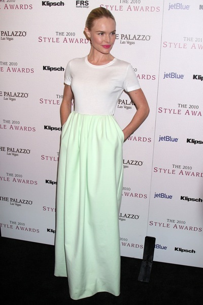 Kate Bosworth in casual gown