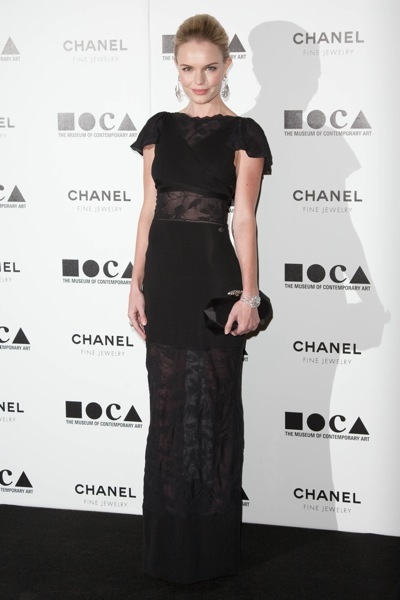 Kate Bosworth in a gown