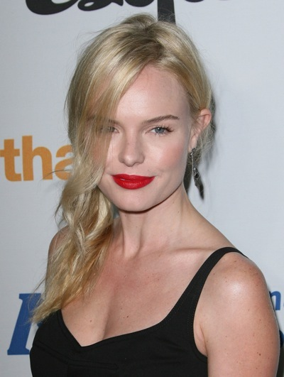 Kate Bosworth in a ponytail
