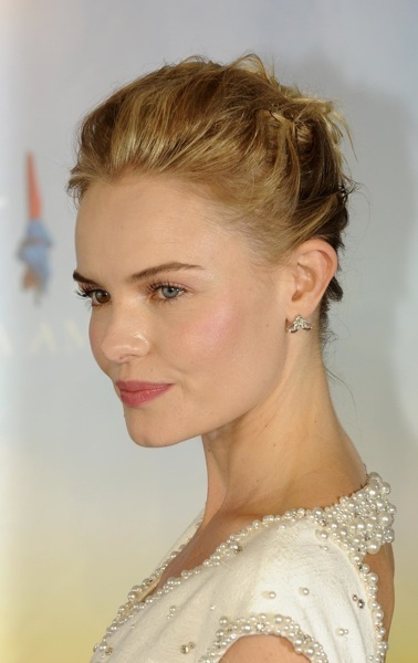 Kate Bosworth with an updo