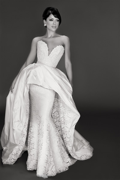 Boudoir Bride
