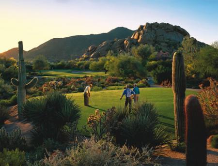The Boulders Golf Club in Scottsdale