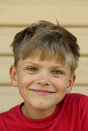 Boys hair - Short with messy layers - Kids hairstyles