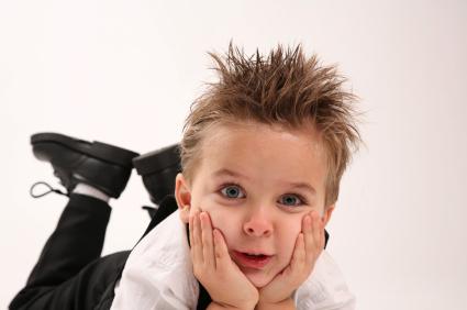 Little Boys Spiky Hairstyles