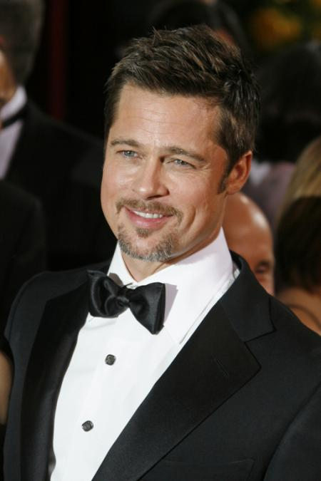 Brad Pitt at the 2009 Oscars