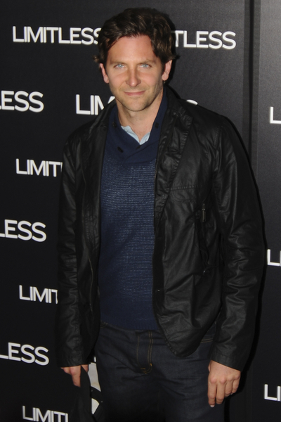 Bradley Cooper at Limitless Premiere