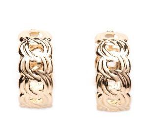 Gold braided chain