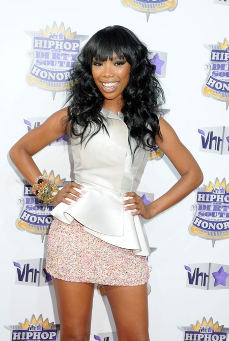 DWTS new cast? Brandy