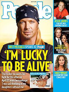 Brett Michaels Released from Hospital