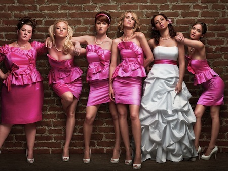 No. 1 -- Bridesmaids