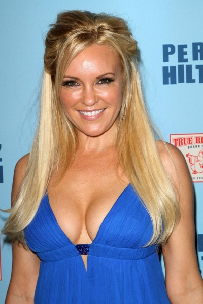 Bridget Marquardt's long, blonde hairstyle