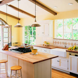 Bright Kitchen Captivating With Light and Bright Kitchen Image