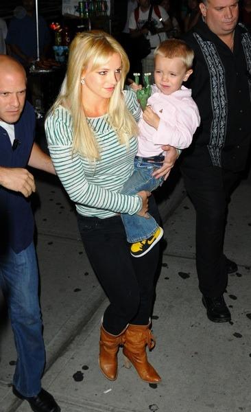Britney Spears in skinny jeans
