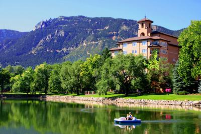 Broadmoor Resort - Colorado Springs - Overview