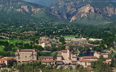 Broadmoor Resort - Colorado Springs - Resort