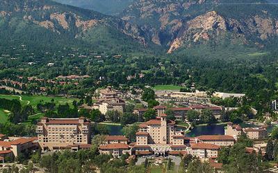 Broadmoor Resort - Colorado Springs - Resort