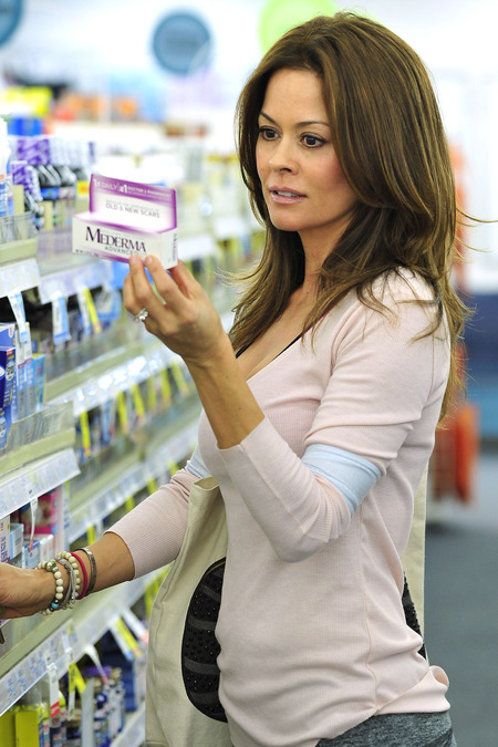 What's Brooke Burke shopping for?
