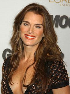 Brooke Shields at an event