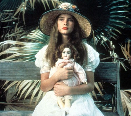 Brooke Shields, Pretty Baby - Do-it-all mom Brooke Shields