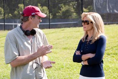 "Sandra Bullock stars in ""The Blind Side"""