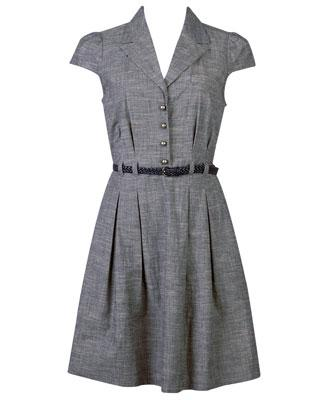 Business Ready Woven Dress