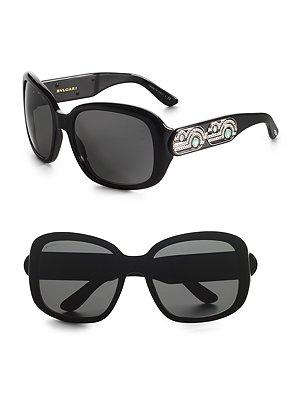 Bvlgari Jeweled Sunglasses