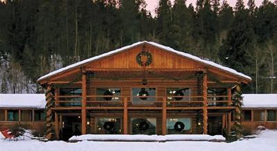 C Lazy U Ranch & Resort - Colorado - Winter