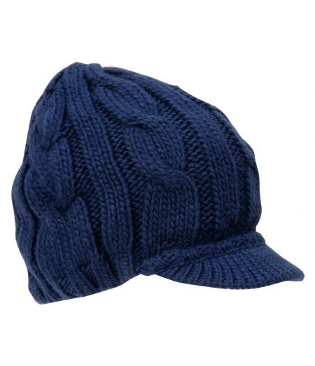 Cable cabbie hat