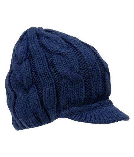 Cable cabbie hat