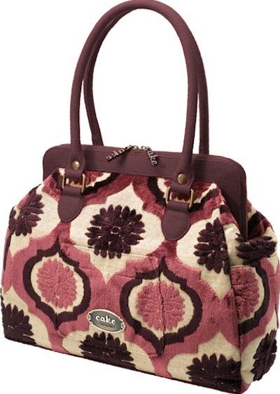 Cosmopolitan Carryall Diaper Bag